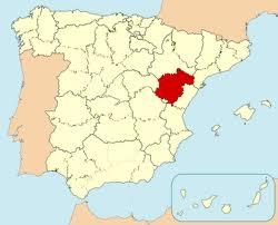 Dónde está Teruel