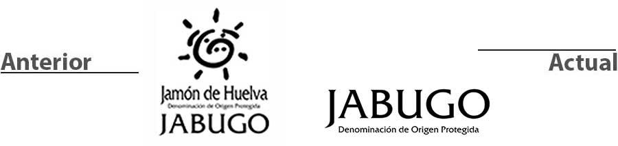 Comparación logos Jabugo DOP