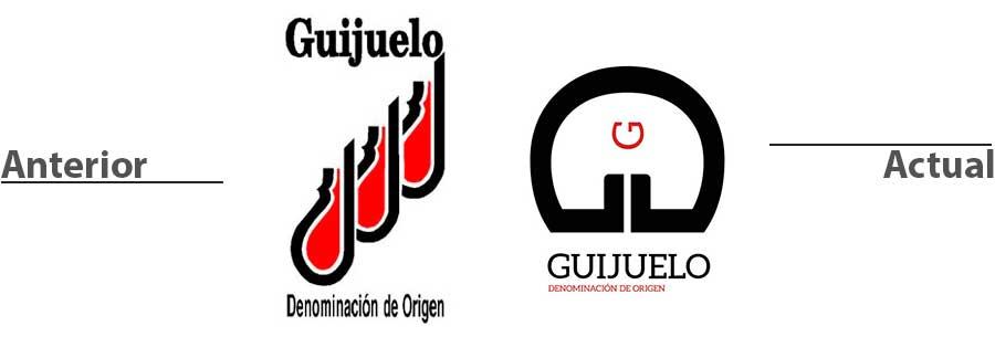 Comparación logos Guijuelo DOP