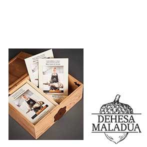 Jamón de bellota loncheado Dehesa Maladúa