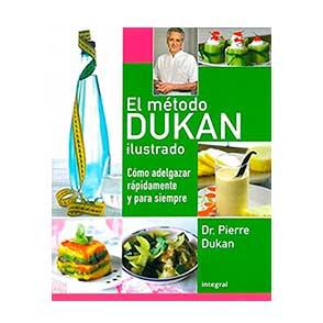 Dieta Dukan libro oficial