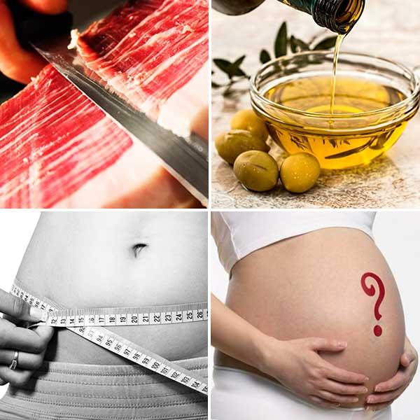 Jamón salud: beneficios, dietasy embarazo