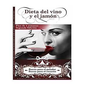 Dieta del vino y el jamón