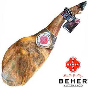 Paleta ibérica 100% bellota Beher