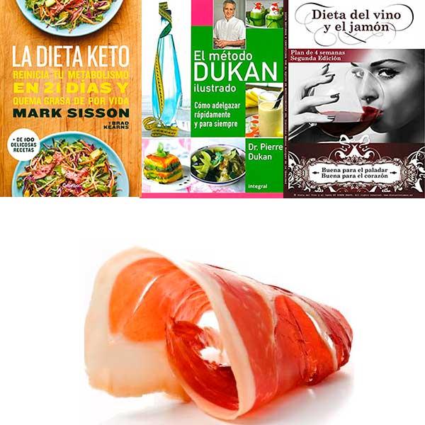 jamon serrano y dieta cetosisgenica