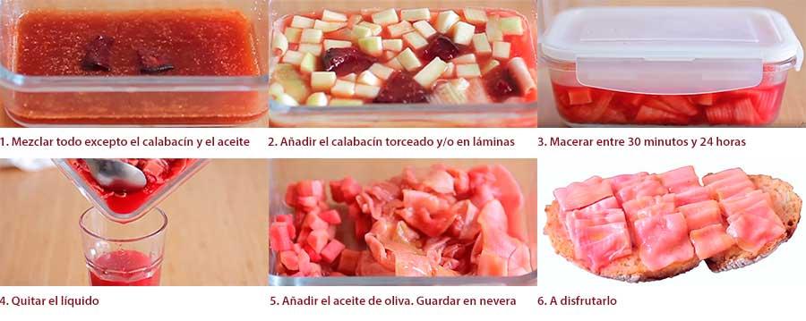 Receta de jamón cocido vegano paso a paso