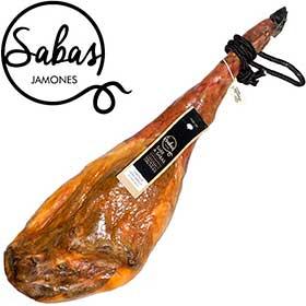 Jamón de cebo ibérico Sabas 7,5 Kg